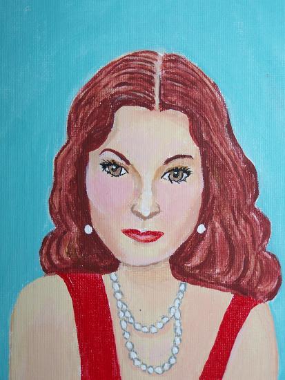 Gloria Estefan por Jeanette